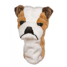 Load image into Gallery viewer, Daphne's Bulldog Headcover for Driver by Daphne's