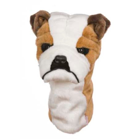 Daphne's Bulldog Headcover for Driver by Daphne's