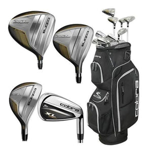 Cobra XL Speed Men's Complete Set