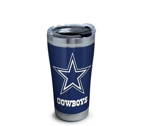 Dallas Cowboys 20 oz Stainless Steel Tervis Tumbler Hot/Cold