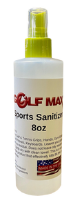 Golf Max Sports Sanitizer Spray