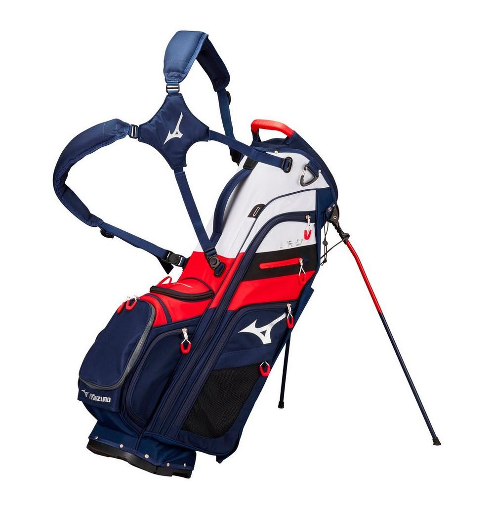 Mizuno BR-D4  6-Way Stand Bag
