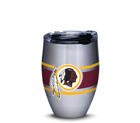 Washington Redskins Tervis Stemless Wine Stainless Steel Tumbler With Hammer Lid