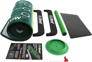 VariSpeed Practice Putting Mat by ProActive Sports