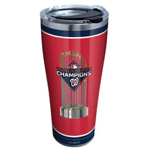Load image into Gallery viewer, Washington Nationals 2019 Champions 30 oz Stainless Steel Tervis Tumbler Hot/Cold