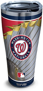 Washington Nationals 2019 Champions 30 oz Stainless Steel Tervis Tumbler Hot/Cold