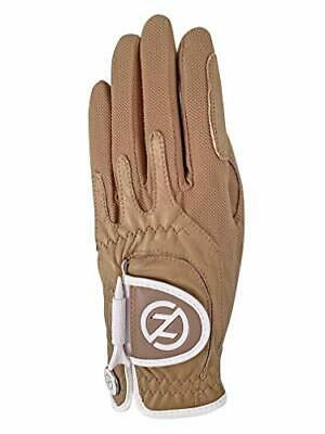 Zero Friction Ladies Cabretta Elite Tan