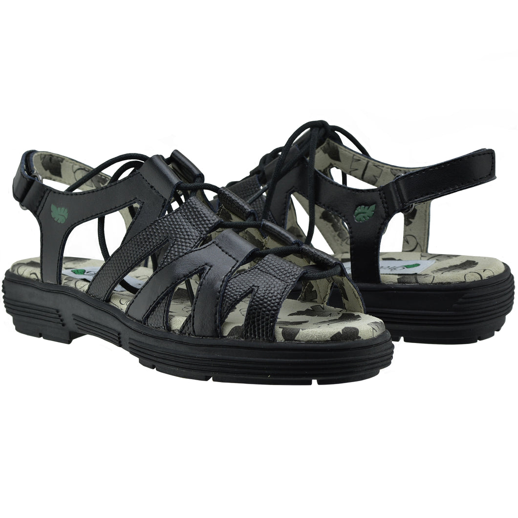 Greenleaf Sport Ladies Golf Sandals Spikeless Size 9