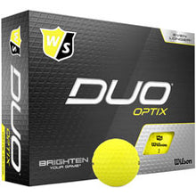 Load image into Gallery viewer, Wilson DUO Optix Golf Balls