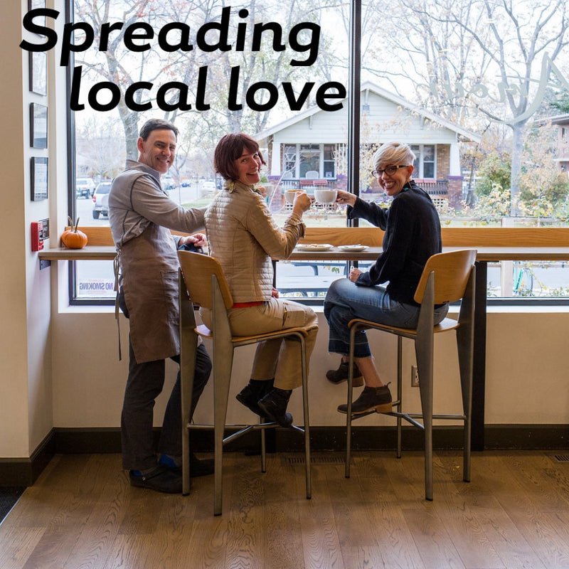 H&H SPREADS LOCAL LOVE