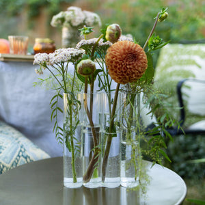 Eight Bloom Bud Vase