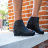 Joan Wedge Bootie