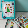 Magnetic Cat Dress-Up Set