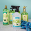 Lime Zest and Cypress Cleaning Collection