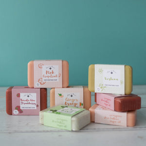 Soothing French Soaps