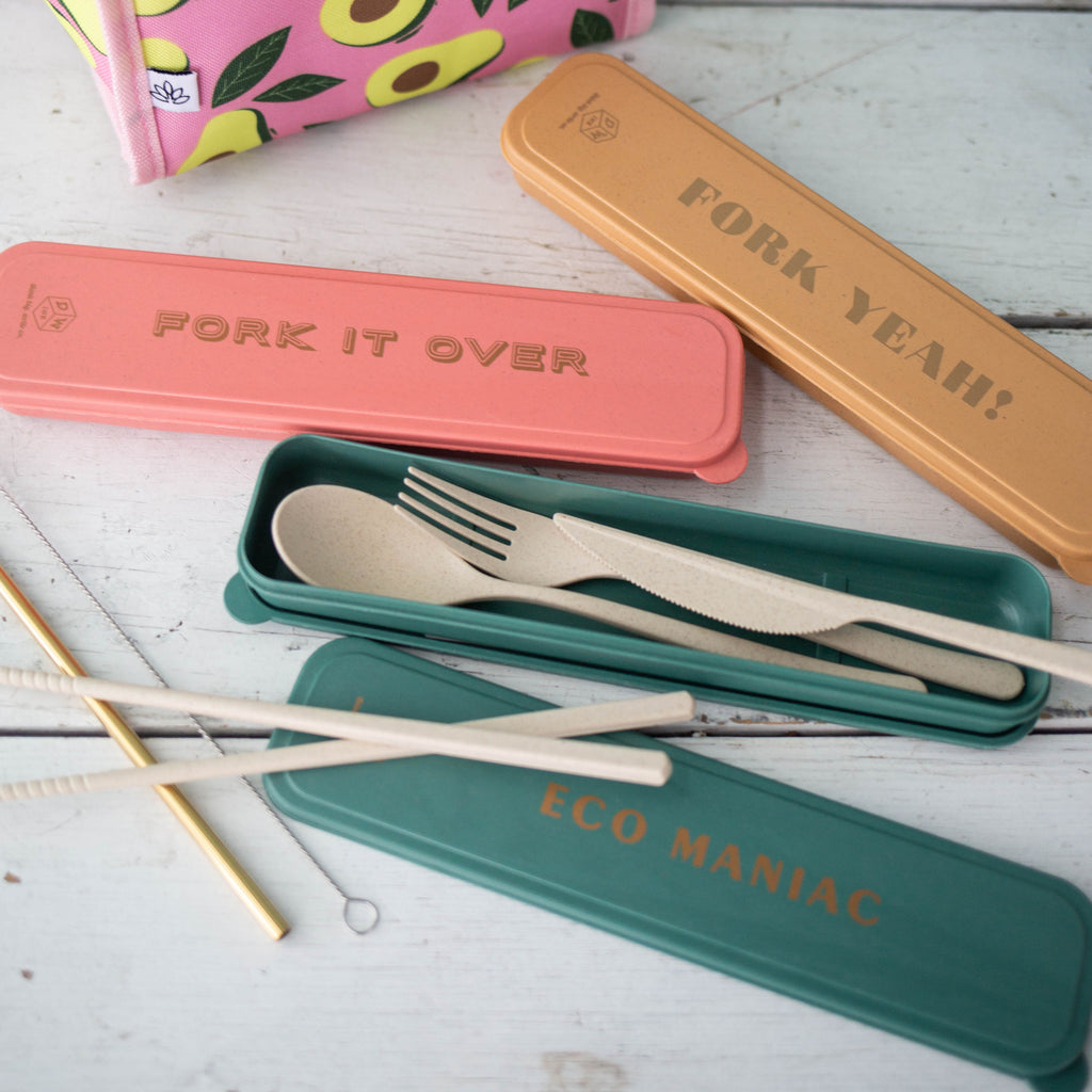 Portable Utensil Sets