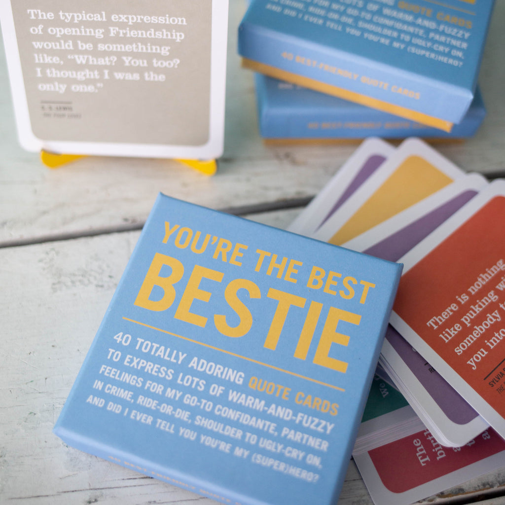 Best Bestie Inner-Truth Deck