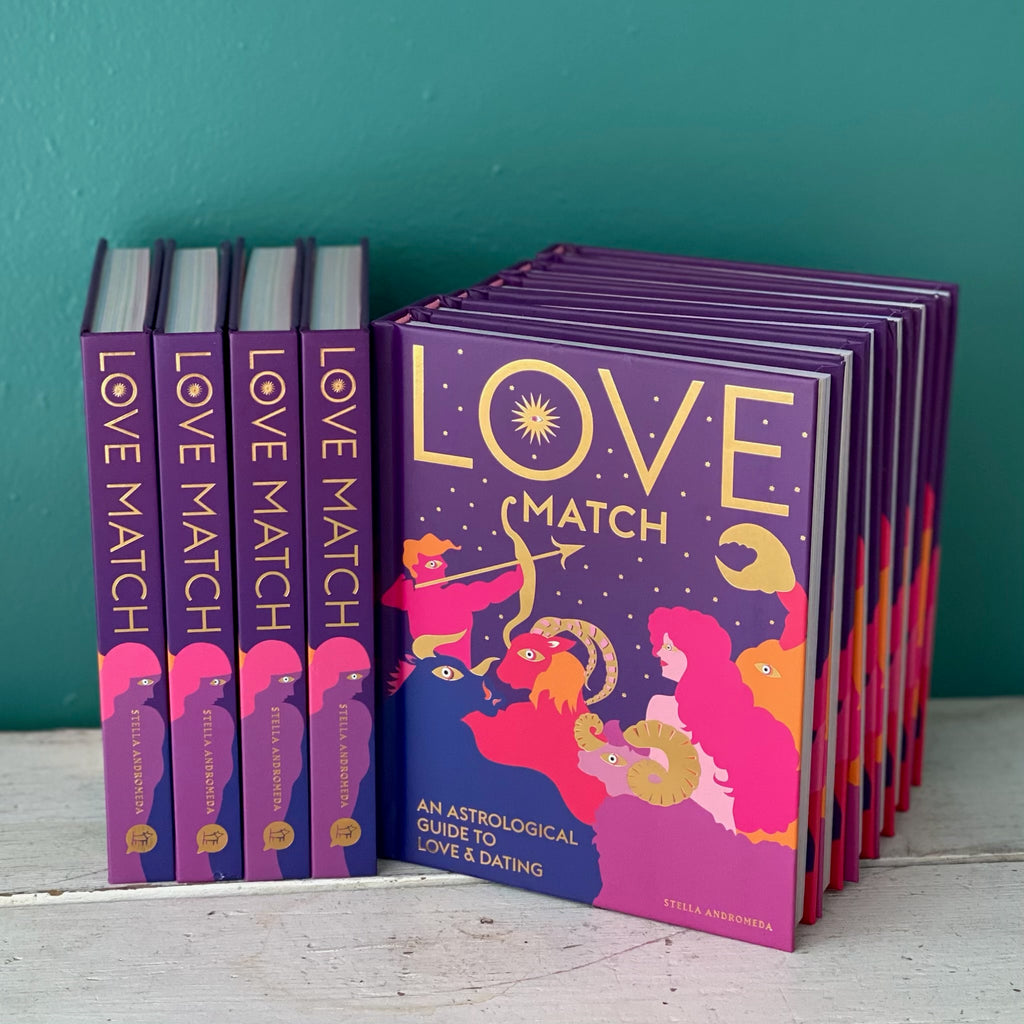 Love Match: An Astrological Guide to Love & Dating