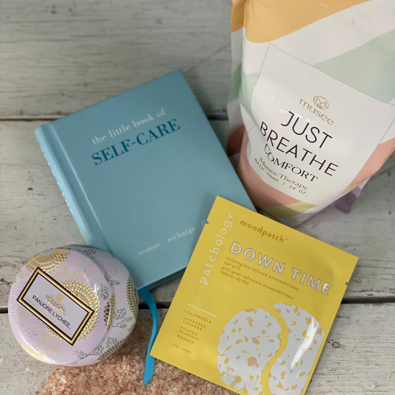 Ultimate Self-Care Gift Bundle