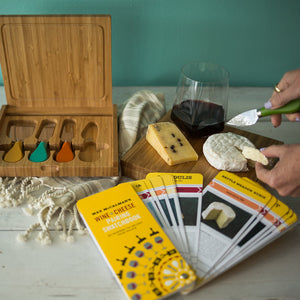 Picnic Time - Carnaval Cheese Board + Tool Set