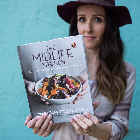 The Midlife Kitchen: Health-Boosting Recipes