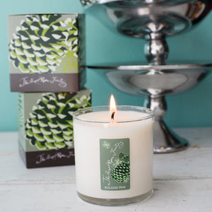Roland Pine Candle