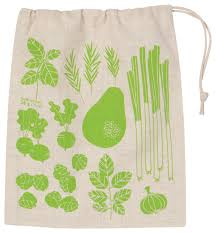 Plastic Free Produce Bags