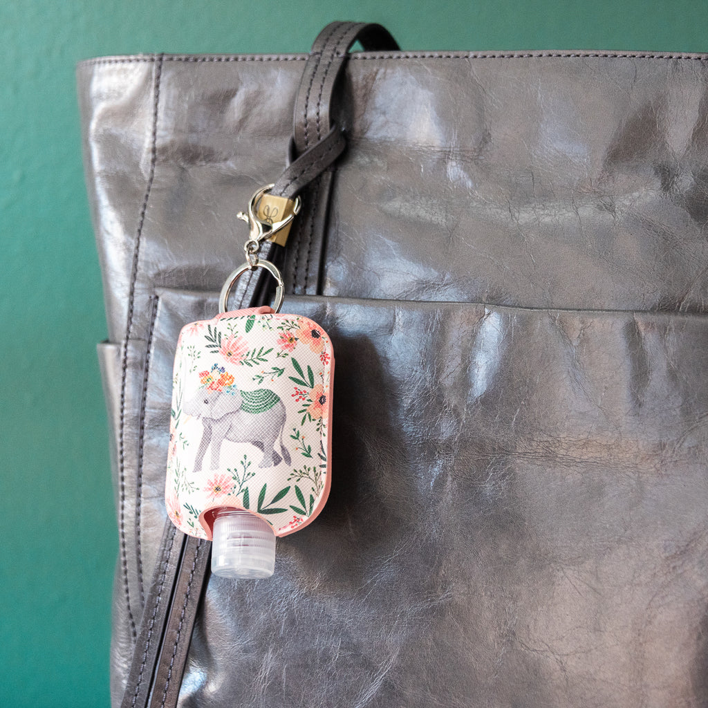 Refillable Hand Sanitizer Pouches