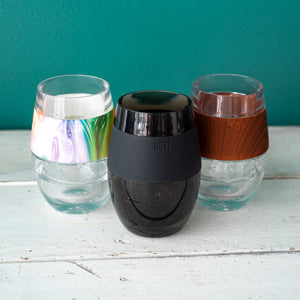 Colorful Wine Cooling Cups