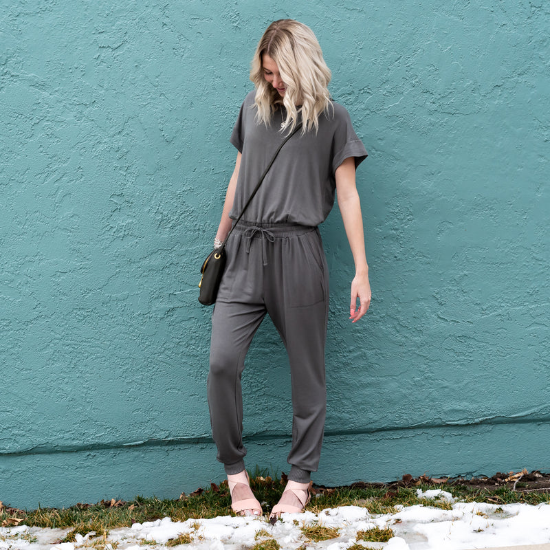 Olive Branch Jumpsuit