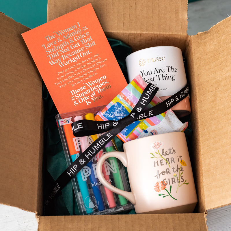 Strong Woman Gift Box (Pre-Order Now!)