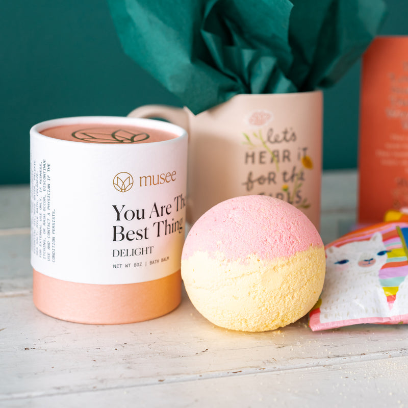 """You Are the Best Thing"" Bath Bomb"