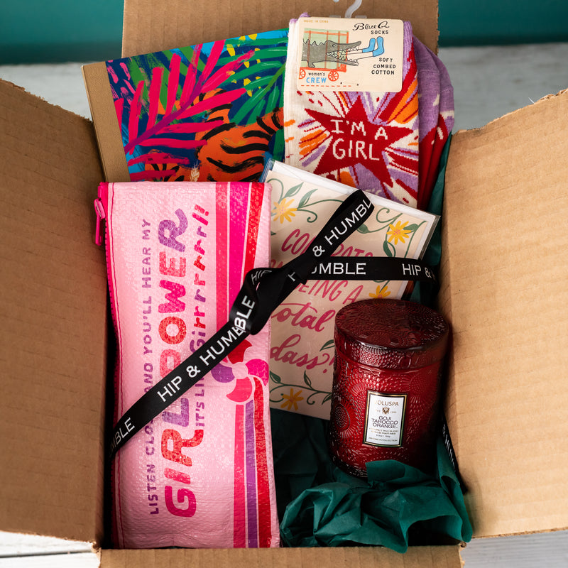 Girl Power Gift Box (Pre-Order Now!)