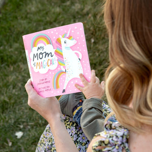 Mom is Magical Board Book