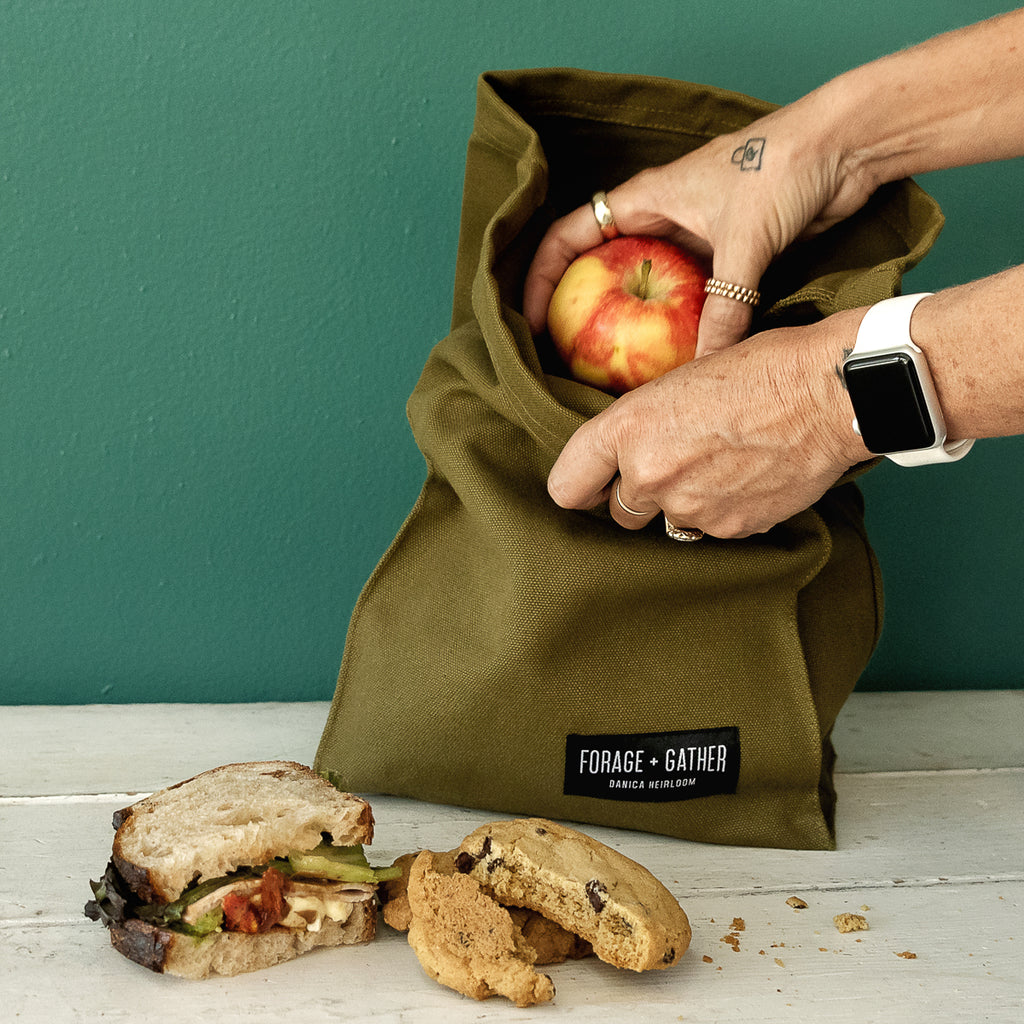 Forage & Gather Lunchbags