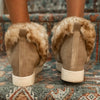 Sean Waterproof Taupe Bootie