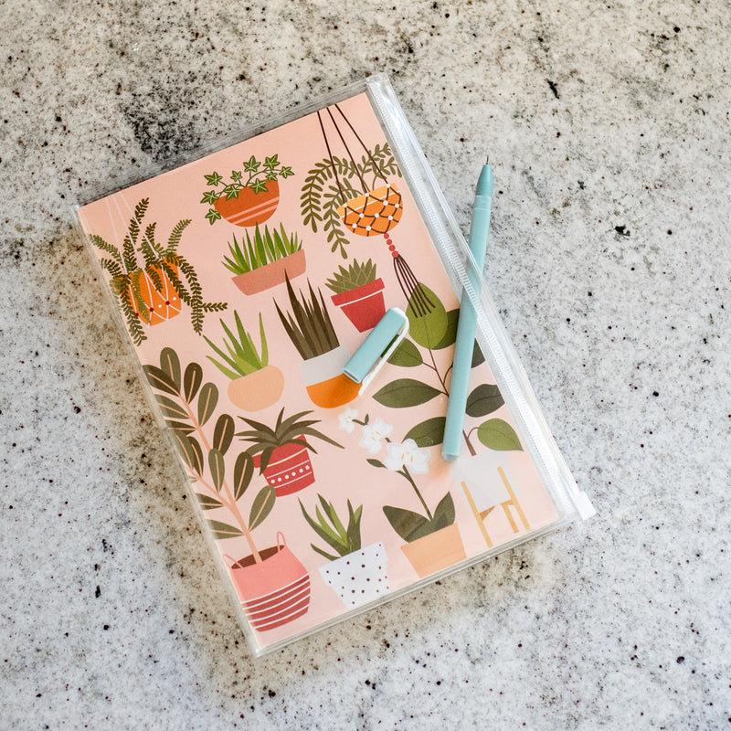 Grow With Me Pouch Journal