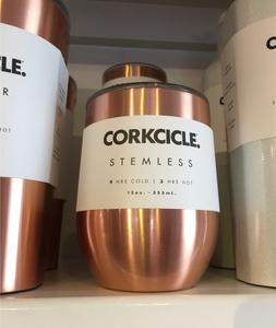 Corkcicle - Stemless Wine Glass