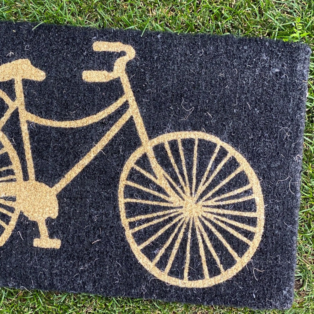 Bicycle Mat