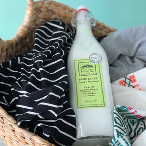 Pure Grass Laundry Fragrance Collection