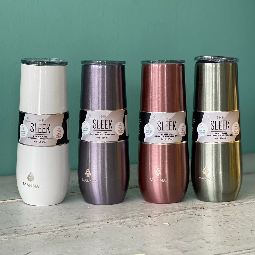 Stemless Travel Flutes