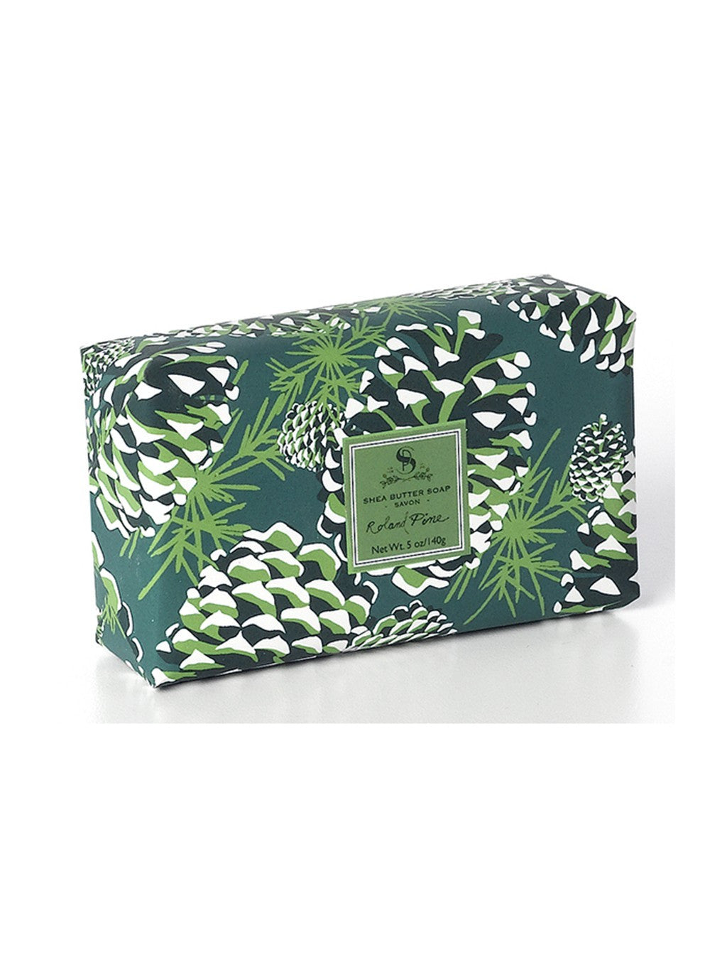 Roland Pine Shea Butter Soap