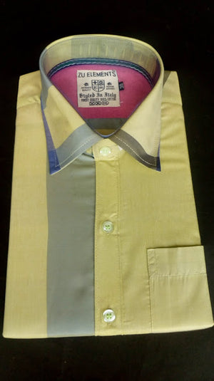 Gents Formal Shirt 168 D