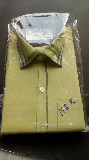 Gents Formal Shirt  168 F