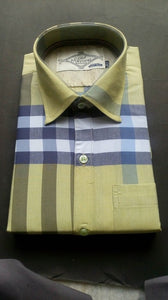 Gents Formal Shirt 168 P