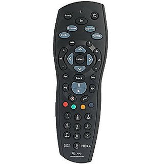 TATA Sky HD DTH Remote Control Compatible with DTH Remote
