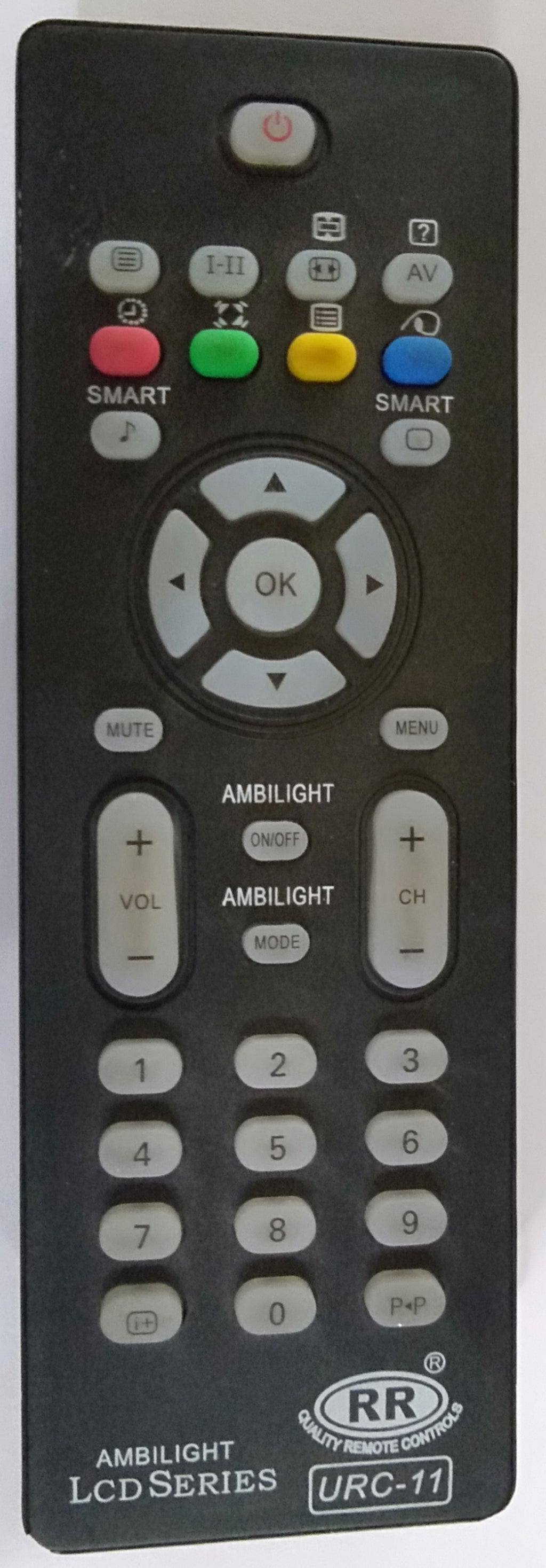 Philips  LCD TV  Universal Remote Controller  (LD52)