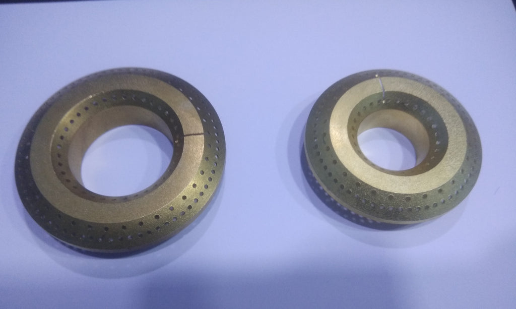 2 nos gas stove burner suitable for Surya Crystal Stove