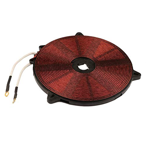 1600 Watts Copper Coil Enameled Aluminium Wire Induction Heating Panel Induction Cooker Accessory