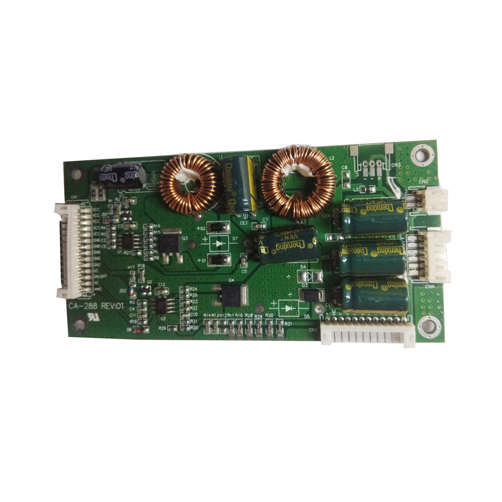 Double Coil 26 to 55inch LED TV Constant current board ,LED TV universal inverter, LED TV backlight driver board